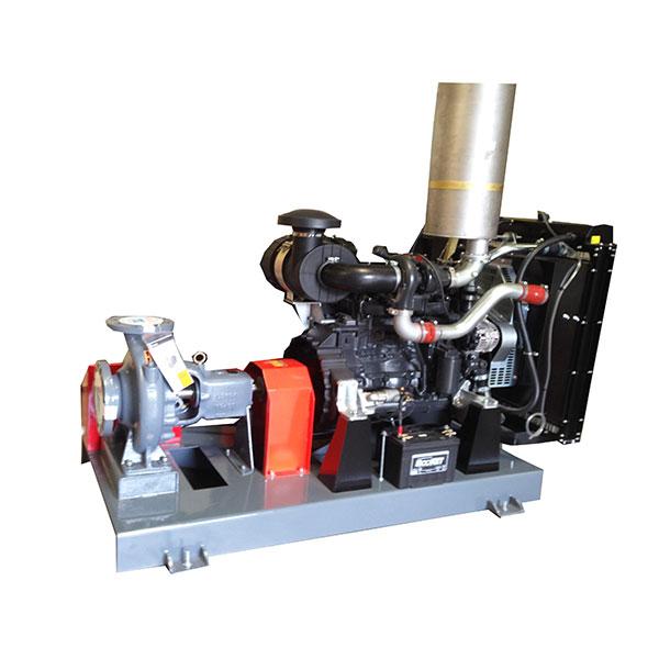 Máy Bơm động Cơ Diesel Iveco 164kw