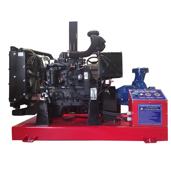 Máy Bơm động Cơ Diesel Iveco 109kW
